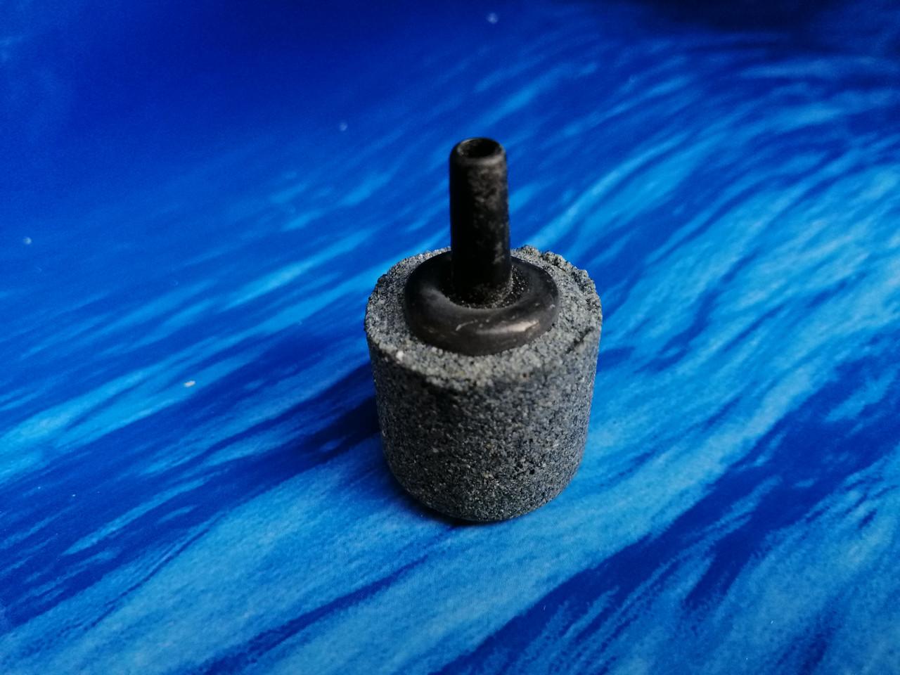 Распылитель бочонок №1 серый, d - 20мм, h-20мм