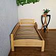 """Кровать односпальная из массива дерева """"Марта - 2"""" от производителя, фото 4"""