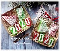 """Набор мыла """"Новый год 2021"""""""