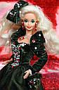 Кукла Барби Коллекционная Счастливого Рождества 1991 Barbie Happy Holidays 1871, фото 2
