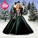 Кукла Барби Коллекционная Счастливого Рождества 1991 Barbie Happy Holidays 1871, фото 8
