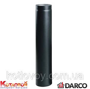 Труба  для дымохода из чёрной стали Darco