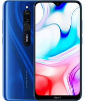 Смартфон Xiaomi Redmi 8 3/32GB blue (Global version)