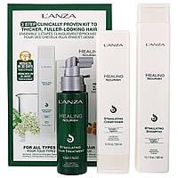 Lanza healing nourish real kit Набор для восстановления и стимуляции роста волос , фото 1