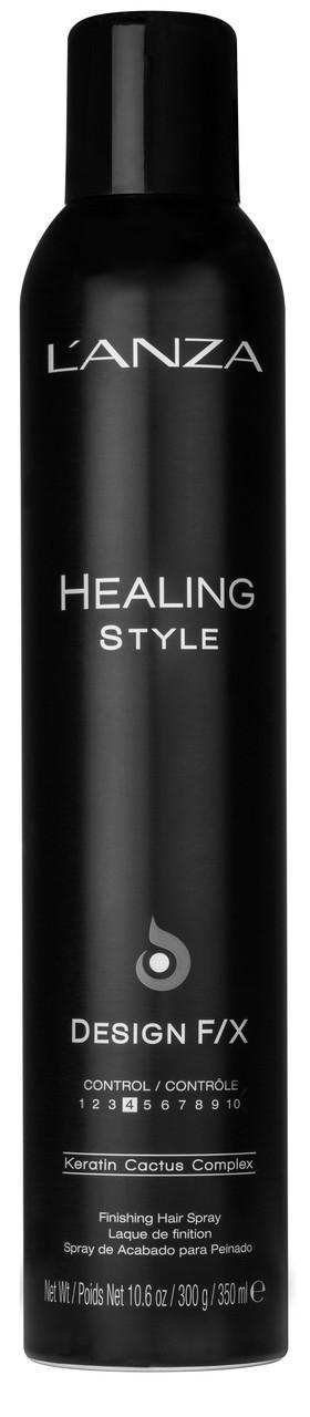 Lanza healing style design f/x Лак для волосся легкої фіксації, 350 мл