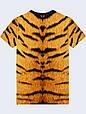 Футболка Оскал тигра, фото 2