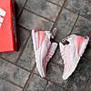 Женские кроссовки Nike Air Max 270 Pink White розовые, фото 7