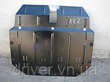 Захист двигуна KIA CEED 2006-2012 / CERATO 2 2009-2012 (двигун+КПП)