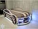 Дитяче ліжко машина Тесла / Детская кровать  машина Тесла, фото 5