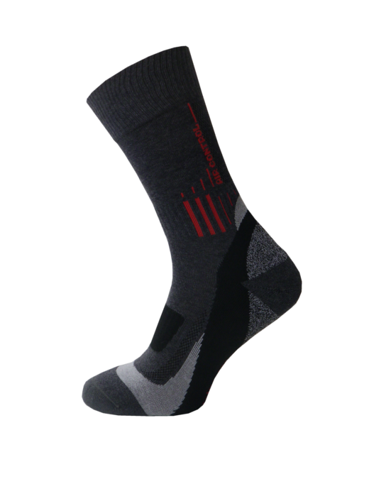 Спортивні трекінгові шкарпетки Sesto Senso Trekking Basic (original) бавовняні демісезонні, термошкарпетки