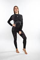 Термобелье женское спортивное Sesto Senso Active (original) зональное бесшовное, комплект, фото 1