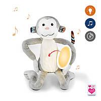 ZAZU - Музыкальная мягкая игрушка с ночником MAX, фото 1