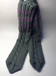 В'язані шкарпетки (20% вовна)