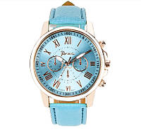 Часы Blue Ray/кварцевые/цвет ремешка голубой