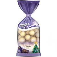Milka Рождественские  Белий шоколад 100г