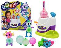 Oonise Набор липких воздушных шариков для творчества Онайс Oonies ( детский конструктор из шариков )