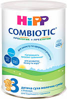 HiPP Молочная смесь Combiotic 3, 350г Суміш молочна суха