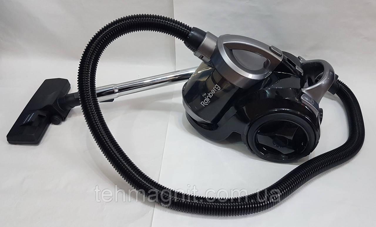 Пилосос колбовый для сухого прибирання Rainberg RB-655 3,5 л - 2500 Вт