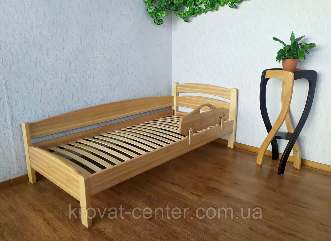 """Детская кровать с защитным бортиком """"Марта - 2"""""""