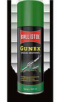 Масло оружейное Klever Ballistol Gunex Spray 200 ml (22205)