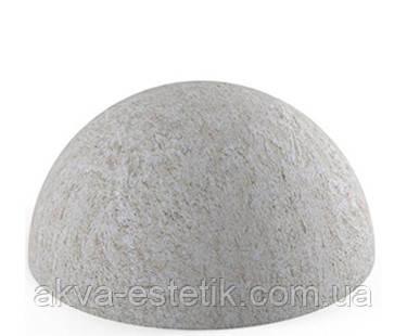 Півсфера сіра бетонна ∅500мм 83кг