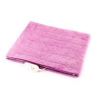 Электропростынь с термошвом Yasam 120 на 160 Pink