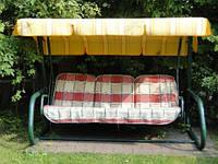 Пошив на дачную, садовую и пляжную мебель, качели