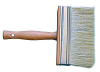 Кисть-макловица  лакированная ручка 40 мм х 140 мм