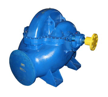 Насос Д 2000-21, 2Д 2000-21 горизонтальный для воды