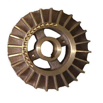 Рабочее колесо вихревое на насос СЦЛ-20-24 Г (правый), фото 2