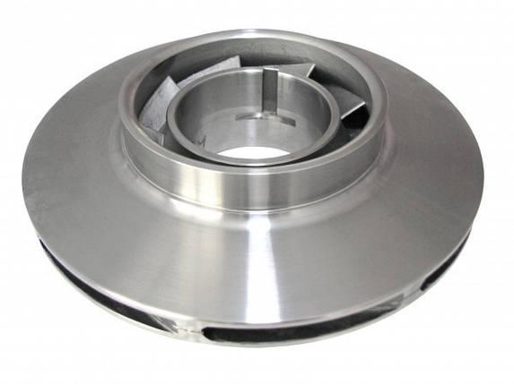 Рабочее колесо центробежное на насос СЦЛ-20-24 Г (левый), фото 2