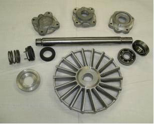 Запчасти на насос СЦЛ-20-24 Г (левый, правый), фото 2