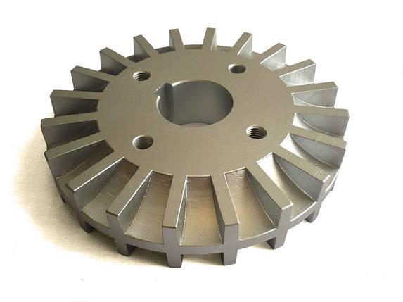 Рабочее колесо вихревое на Насос СЦЛ-00 А правого вращения, фото 2