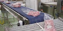 Транспортерна стрічка Habasit для транспортування м'яса, птиці та морепродуктів