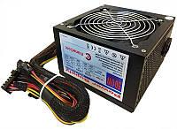 Блок питания FrimeCom SM500R 500W, 12см, PCI-E, без кабеля питания