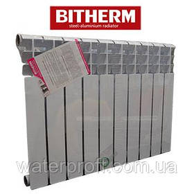 Радіатор Bitherm uno 500/100 біметал
