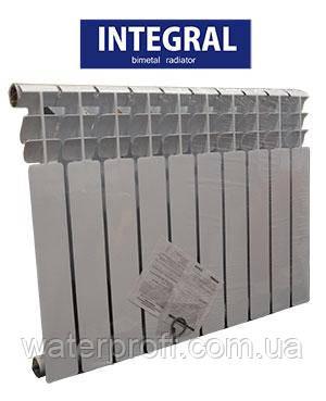 Радіатор Integral 500/80 біметал