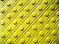 Тактильная плитка для слепых из поливинилхлорида