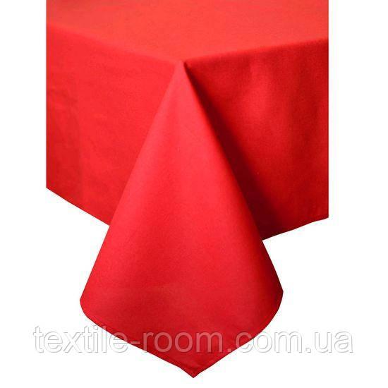 Скатерть красная 140х140 Прованс (006187)