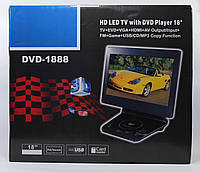 Портативный DVD-проигрыватель  DVD-1888,DVD 1888 (4)