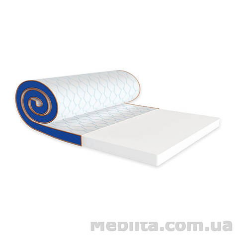 Мини-матрас Sleep&Fly mini SUPER FLEX стрейч 120х200 ЕММ, фото 2