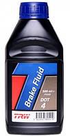 Тормозная жидкость TRW DOT4 0,5 л.