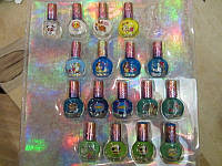 Безопасные разноцветные детские лаки для ногтей TownleyGirl, США