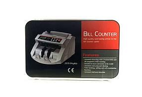 Машинка для счета денег с ультрафиолетовым детектором валют 2089/7089