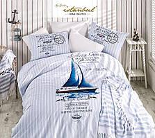 Іstanbul - набір постільної білизни з рушниками в комплекті