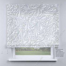 Римская фото штора Лиана 3D. Бесплатная доставка. Инд.размер. Гарантия. Арт. 15-09-72