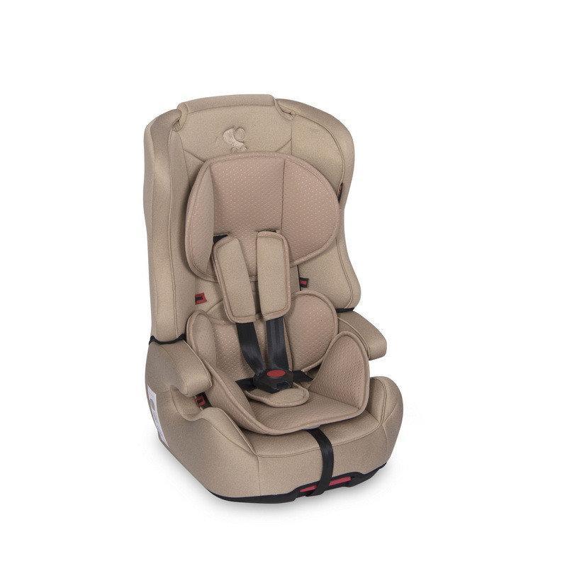 Автокрісло Lorelli HARMONY Isofix 1/2/3 призначене для дітей від 1 року до 12 років і вагою від 9 до 36 кг.