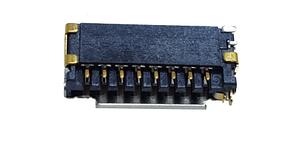 Разъем MicroSD Sony D2212, original (PN:A/314-0000-00880)