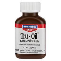 Пропитка для деревянных частей оружия Birchwood Casey Tru-Oil Gun Stock Finish 3 oz / 90 ml (23123), фото 1