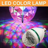 Диско лампа,светомузыка, LED Mini Party Light Lamp,лампа для вечеринок
